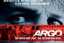 ARGO @ SIFF Cinema / Academy Award® winner Ben Affleck (The Town) directs and stars in this dramatic thriller based the true story of the life-or-death covert operation to rescue six Americans behind the scenes of the Iran hostage crisis—by disguising them as a film crew.  / by SIFF