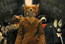 FANTASTIC MR. FOX @ SIFF Cinema / This stop-motion animated treat from Wes Anderson (Moonrise Kingdom) adapts the classic Roald Dahl book about a wily fox who uses his formidable cunning and his loyal band of animal friends to outsmart three feeble-minded farmers. Featuring the voices of George Clooney, Meryl Streep, Jason Schwartzman, and Bill Murray.  / by SIFF