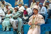 OPERA: L'ITALIANA IN ALGERI @ SIFF Cinema / Giacomo Rossini wrote L'Italiana in Algeri in only 18 days when he was 21 years old—and now, almost 200 years later, audiences still thrill at both the manic energy and elegant melodies that make it a masterpiece. This light-hearted production from the Teatro Comunale di Bologona stars Anna Maria Sarra as the broken-hearted Elvira, Michele Pertusi as the lecherous Mustafà, Edgardo Rocha as the devoted Lindoro, and Marianna Pizzolato as the smart and resourceful Italian girl of the title. / by SIFF