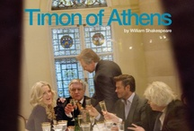 TIMON OF ATHENS @ SIFF Cinema / Wealthy friend to the rich and powerful, patron of the arts, ostentatious host, Timon of Athens is surrounded by free-loaders and sycophants. He vastly outspends his resources but, finding his coffers empty, reassures his loyal steward that all will be well.  / by SIFF