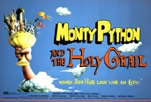 MONTY PYTHON & THE HOLY GRAIL @ SIFF Cinema / See the newly remastered high definition version of Monty Python and the Holy Grail back on the big screen the way it was meant to be seen: with an audience full of Python fans all banging coconuts together! 