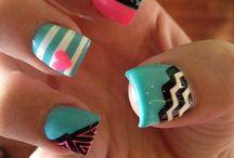 Nails  / by Ilia Davis