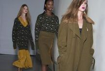 Runway&Backstage / The latest trends