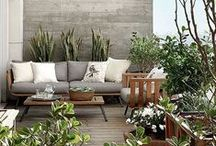 Outdoor Spaces / Patios, sundecks, gardens, dining areas - all outdoor areas need to be well thought out.  These images should inspire you to update your outdoor space.