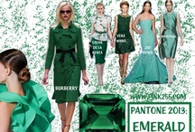 Colour of the Year 2013: Emerald ~ PANTONE 17-5641  / Designer-Inspired, Ethically Made - Shopanthropic
