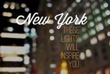 NEW YORK CITY / The city that never sleeps. I took a bite from the Big Apple and... lost my heart in New York City.