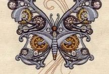 Machine Embroidery / by Linda Gosnell