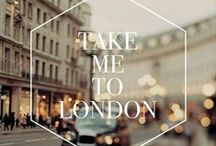 LONDON / London calling. What can I say? This beautiful city has stolen my heart.