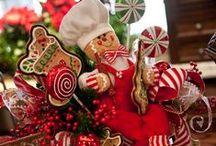 Gingerbread...... / by Dee Dee Kelley