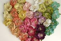 NEW Spring 2014 / NEW Petaloo flowers, trims and vintage accessories for Spring 2014..woo hoo!