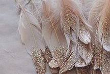 GOLD & METALLICS / Golds, copper, gold rosé,...