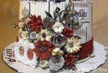 Thanksgiving ~ Authentique & Petaloo