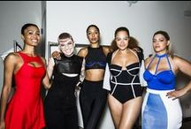 SS16 | BACKSTAGE / Go behind the scenes at the #MomentumSS16 runway show / by Chromat