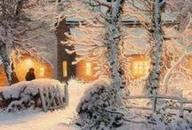 A cold yet cozy Winter / by Francesca Meazza(Passionedeco)
