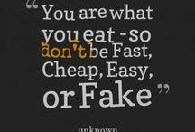 Healthy Food / by Lynda JA Mac