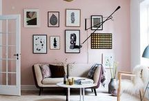 decorate / decorate your apartment, home, bungalow, etc.