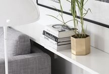 Interiors /// Inspired Home / by Katey Dutton
