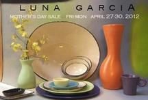 Luna Garcia LOVE / www.lunagarcia.com My aunt and uncle's pottery company. / by Jamie Dugan