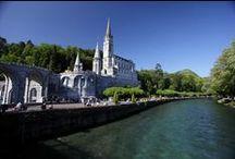Sanctuaire / Sanctuary / Tous les sites à voir dans la ville de Lourdes