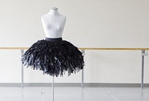 The Tutu Project / Part of our 60th anniversary, The Tutu Project celebrates ballet's most universal symbol with a display of 60 original tutus and tutus from great moments in the company's illustrious history.  / by The National Ballet of Canada