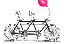 bicicleta / by Stefanie Daun