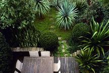 NATURAL SPACES// / Green outdoor spaces.