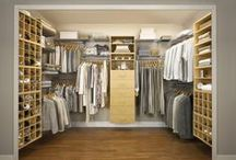 Storage & Organization / Whether it is stacks of shoes or drawers full of tools, we all know how hard it is to find that one item in a cluttered space.  Taking the time now to organize your home will help you in the long run. Check out some innovative and interesting ways to start organizing your space.
