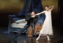 Greatest Ballet Couples at the National Ballet / In honour of Valentine's Day, we take a look at some of the greatest couples that have graced the stage at The National Ballet of Canada. / by The National Ballet of Canada
