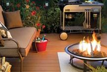 Building an Outdoor Space / Find fun and affordable design ideas that will help you take full advantage of your outdoor space this season. Here you'll find porches, patios, pools, and all sorts of other functional outdoor spaces.