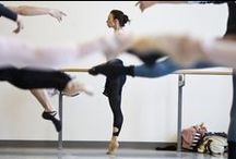 Company Class / Take a look at the 90-minute workout the dancers go through every day...before up to six hours of rehearsals. Watch the dancers in their daily routine in Class on Stage, June 15 at The Four Seasons Centre! / by The National Ballet of Canada