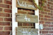 Outdoor DIY Projects / Find inspiration for Outdoor DIY projects that are crafty and creative. Follow this board to see your latest and greatest family-friendly DIY ideas.