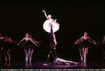 Ballet Lifts / A collection of beautiful lifts performed by National Ballet dancers past and present. / by The National Ballet of Canada