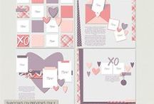 Little Bit Shoppe Designs Templates / Products I previously received for free in exchange for layouts by Little Bit Shoppe Designs - http://littlebitshoppe.com/Templates/ / by Crystal Blake