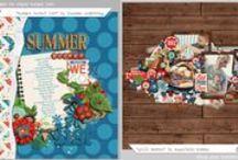 SSD Summer Shadowbox and Challenge Bingo / by Crystal Blake