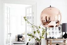 lighting / the perfect lighting for every room / by Gabi Valladares