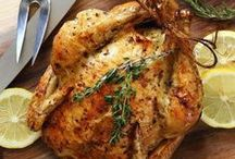 Chicken and Other Poultry Recipes / Chicken, turkey and duck recipes / by Carlota