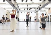 Inside the Studio: The Winter's Tale / Go inside the studio with acclaimed choreographer Christopher Wheeldon in anticipation of the North American premiere of The Winter's Tale. / by The National Ballet of Canada
