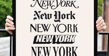 Design: Typography / Cool typography and type design