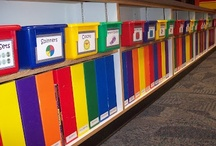 Classroom Organization / by Erin Marie