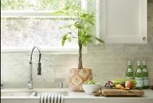 Interiors // KITCHEN / endless kitchen inspiration.   / by Emily Paben