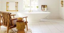 Bathroom Decor Ideas / From tile to showers to bathroom organization, here are the best bathroom decor ideas.