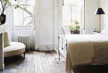 bedroom / Bedroom inspirations for the home