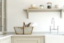 kitchen / Vintage inspired kitchens and dining rooms