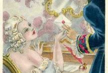 Marie Antoinette and the Regency Period