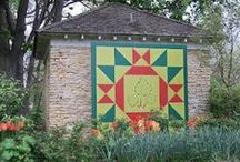 Barn Quilts / by Char Kendall