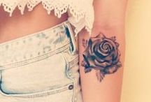 tattoo ideas  / by 🌺 💋