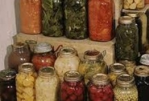 Food Preservation & Storage / Canning, Preserving, Food Storage / by Gramma Ga