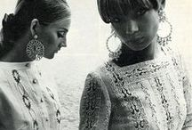 1960s vintage | mod / Style and fashion from the 1960s that we just love and adore!