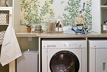 Laundry Room / by Hilary Yoder