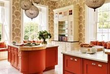 Kitchen Ispiration / by Hilary Yoder